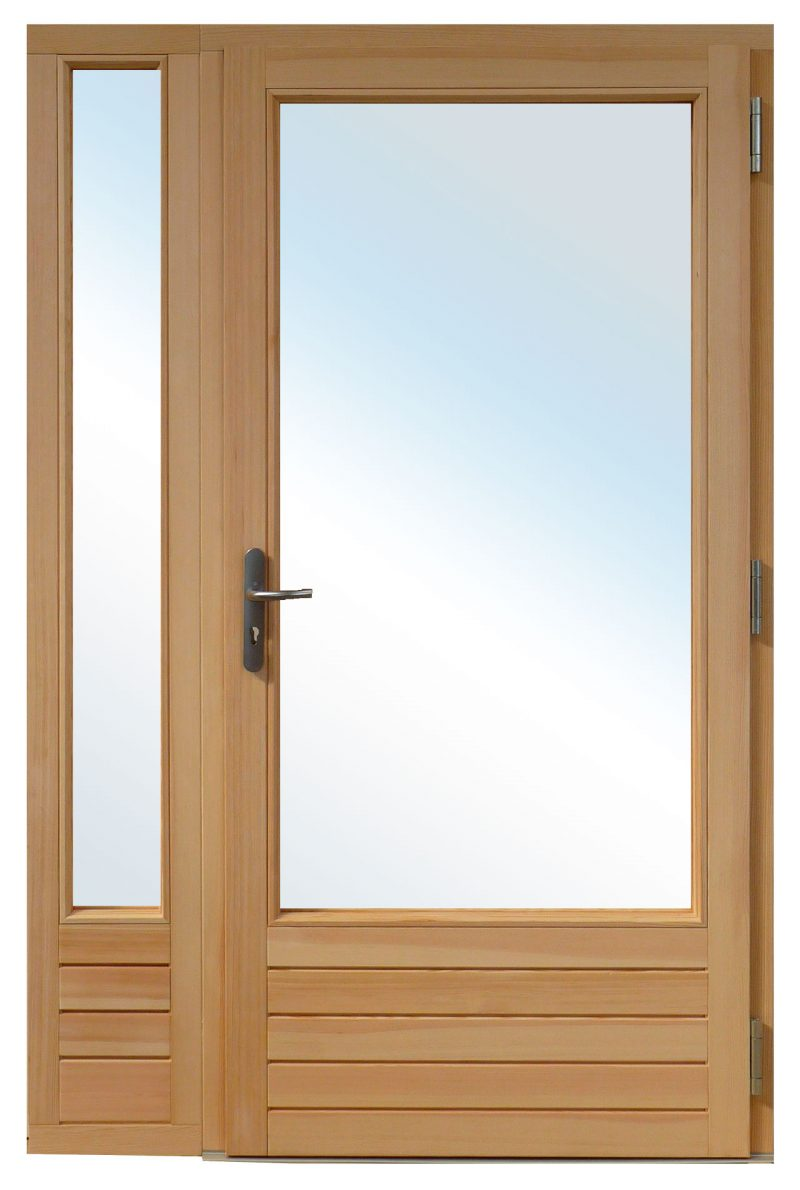 Porte-fenêtre Bois Oscillo-battante