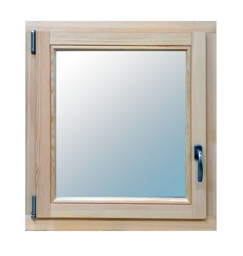 Fenêtre Bois Oscillo-battante