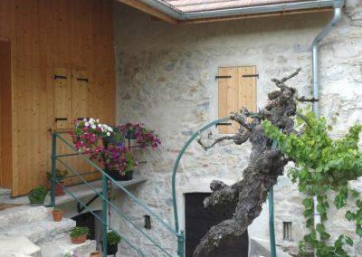Fenêtre et volet – Chambéry
