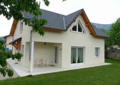Fenêtre PVC – Savoie