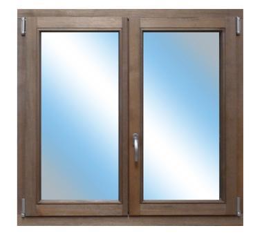 Fenêtre Bois ouverture à la française