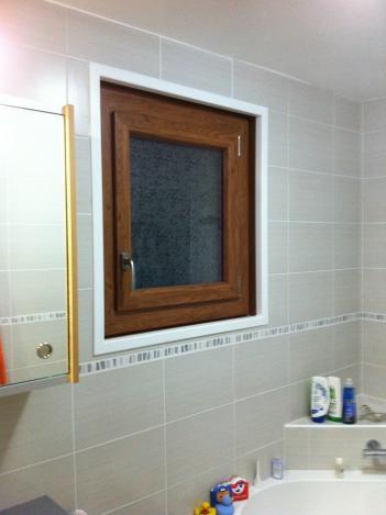 Fenêtre PVC à ouverture parallèle