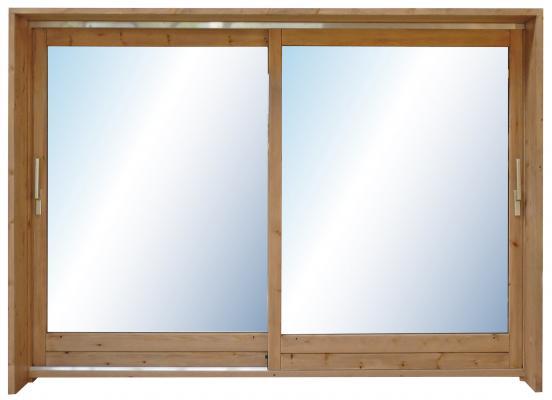 baie vitr e coulissante en bois levage cim porraz. Black Bedroom Furniture Sets. Home Design Ideas