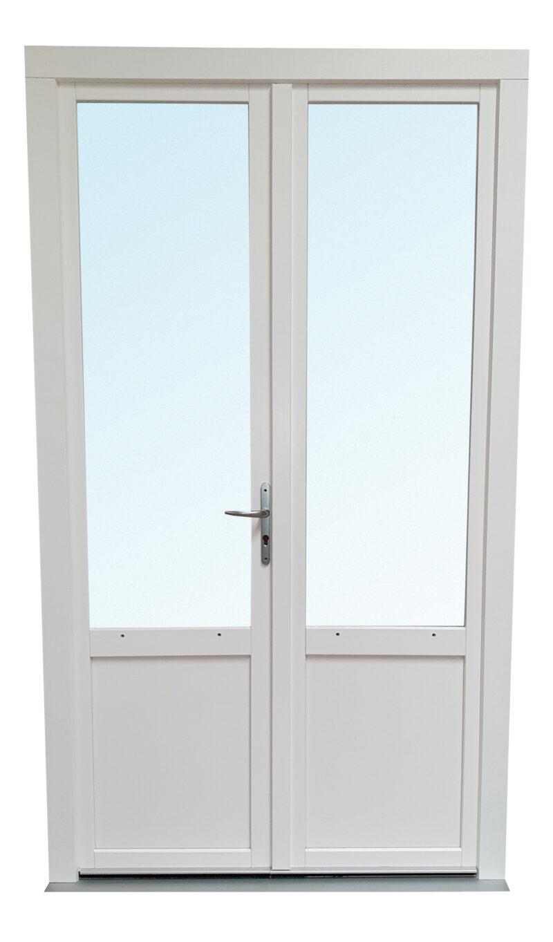 Porte fenêtre serrure