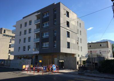 Immeuble Le verderet – 38 Grenoble